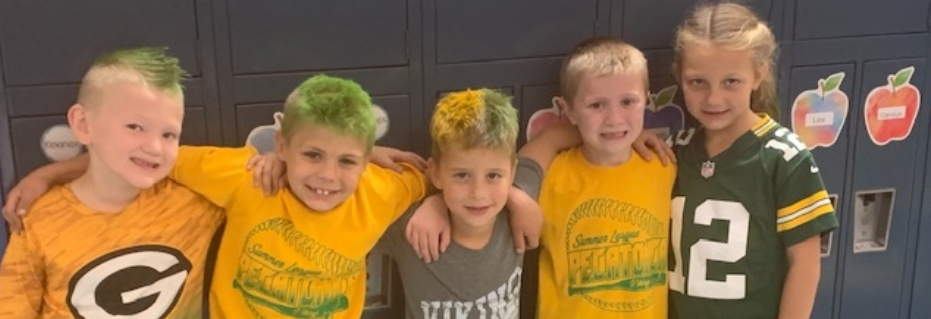 Elem Green and Gold